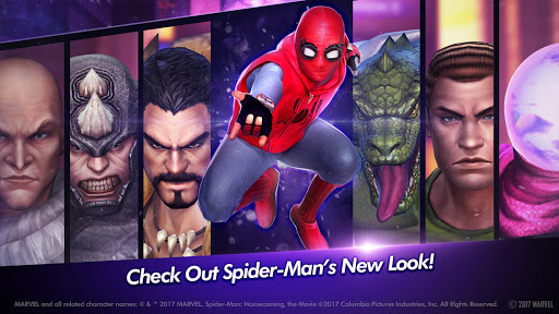 MARVEL Future Fight screenshot 2