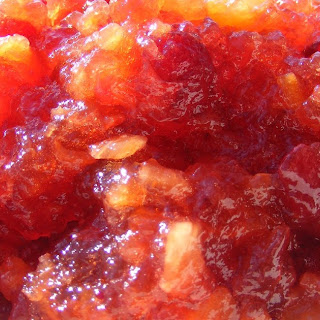 Easy Orange Pinapple Cranberry Relish