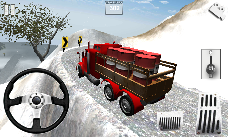 Truck-Speed-Driving-3D 16