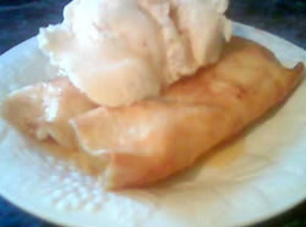 Apple Enchiladas Recipe