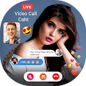 Random Girls Video Call Chat- Live Talk Video Call icon