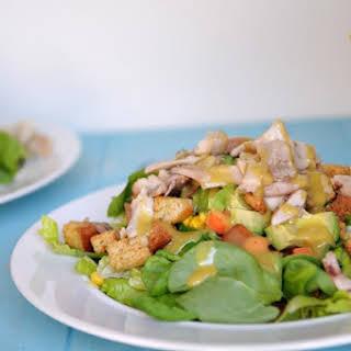 Fail-Proof Honey Mustard Salad Dressing.
