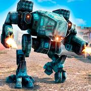 الروبوت حرب الدبابات معركة