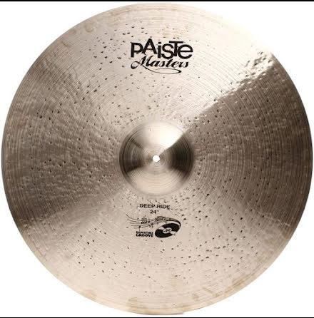 "24"" Paiste Masters - Deep Ride"