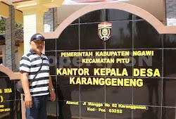 Profil Desa Karanggeneng Pitu Ngawi