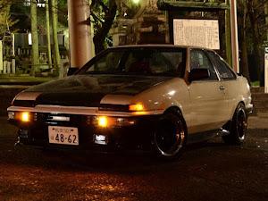 スプリンタートレノ AE86 GT  1985年式(昭和60年式)のカスタム事例画像 よねさんの2020年03月26日11:57の投稿