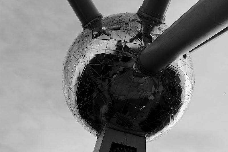 Atomium - Bruxelles di LaMony
