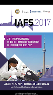 International Association of Forensic Sciences- screenshot thumbnail