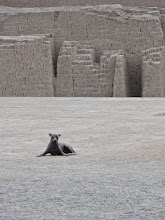 Photo: Huaca Pucllana, Lima.