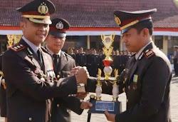 Kapolres Ngawi jadi Irup Upacara HUT Bhayangkara ke 72