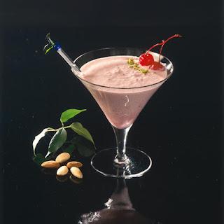 Creamy Almond Shake.