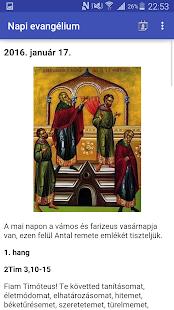 Greek Catholic Daily Gospel - náhled
