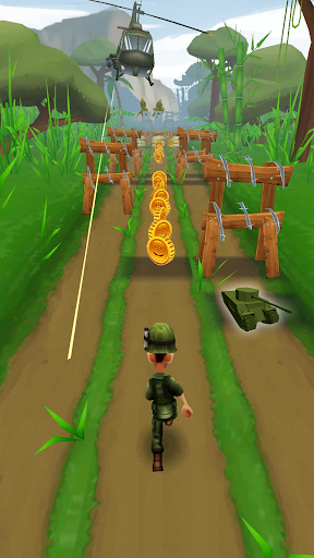 Run Forrest Run - New Games 2019: Running Games! - screenshot