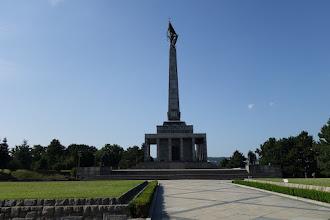 Photo: Slavín, vojenský hřbitov nad Bratislavou