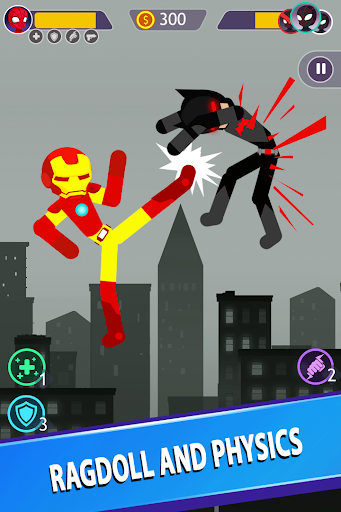 Stickman Battle  screenshots 3