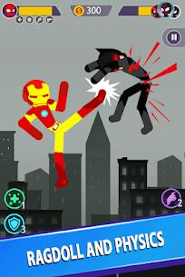 Stickman Battle: Super Shadow 3