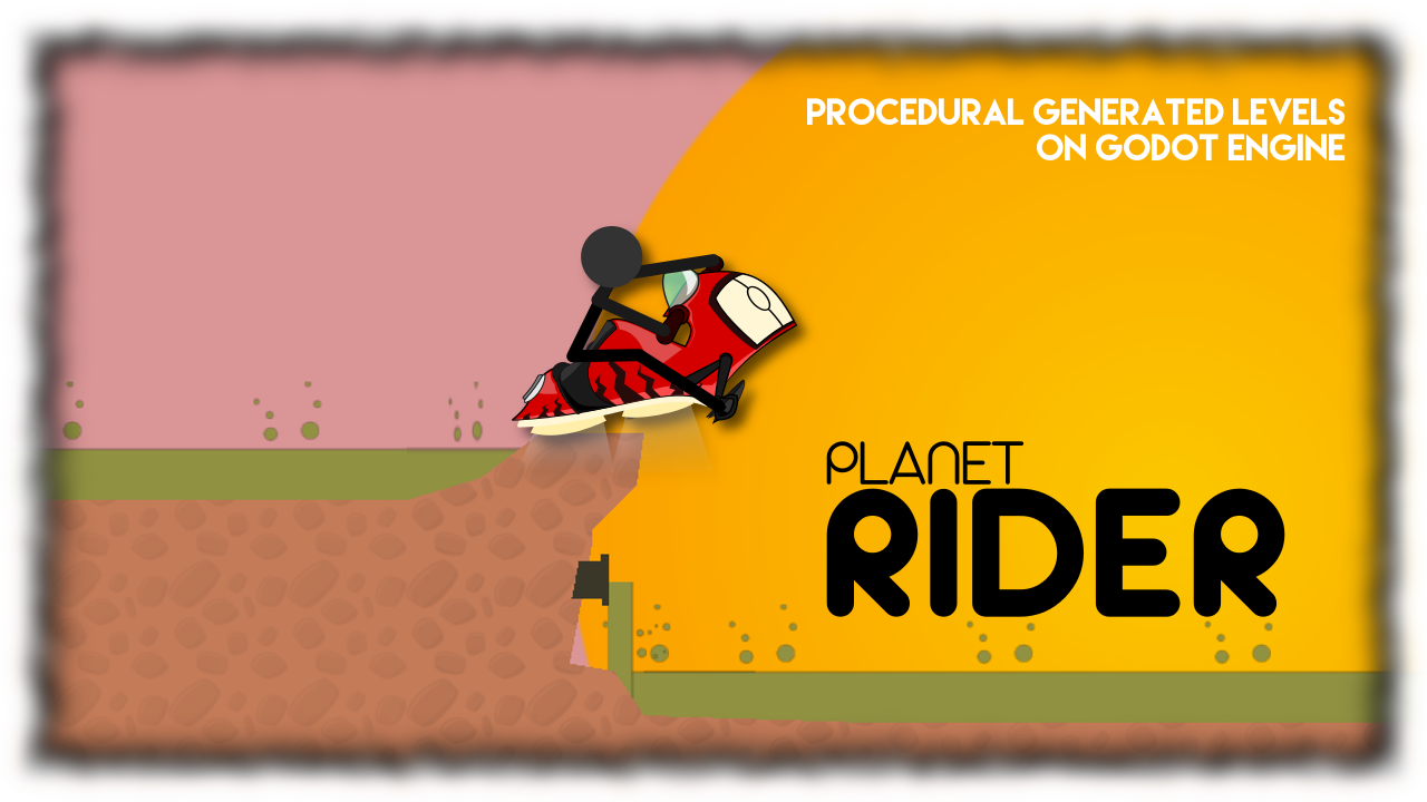 Planet Rider- screenshot