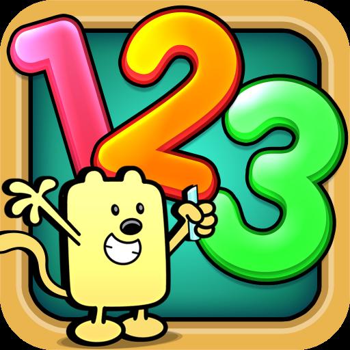 Wubbzy's 123 Learn & Play (app)