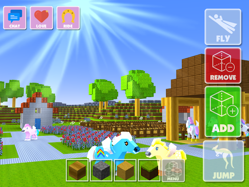 Pony Crafting - Unicorn World  screenshots 6