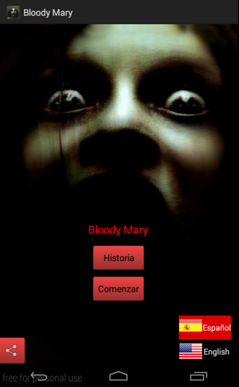 Bloody Mary  screenshot. Bloody Mary   Android Apps on Google Play