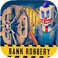 Bank Robbery Battlegrounds - Pixel Battle