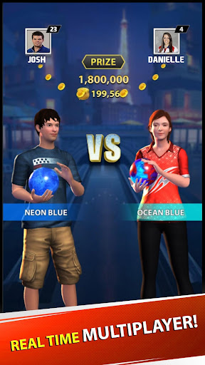 Code Triche Bowling Champ -World tour APK MOD screenshots 3