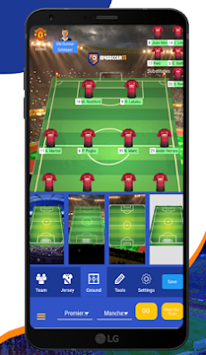 MYSOCCER11 - Football Lineup and Tactics Builder.のおすすめ画像3