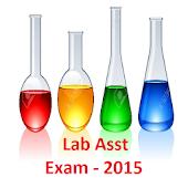 LabAsst Exam 2015