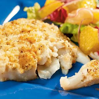 Herb & Garlic Fish.