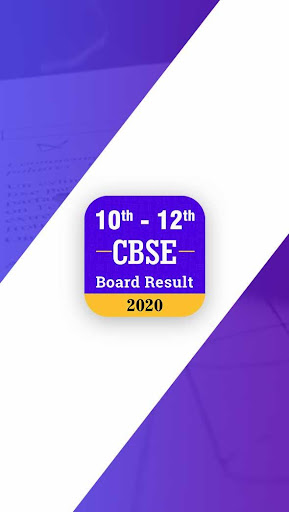 10th 12th CBSE Board Result 2020 2.7 screenshots 1