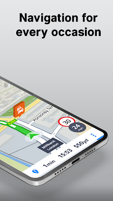 Offline Maps & Navigationのおすすめ画像2