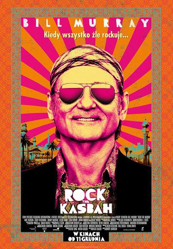 Polski plakat filmu 'Rock The Kasbah'