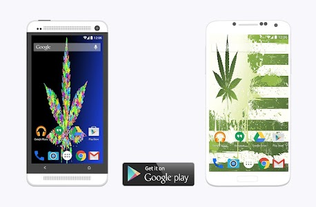 Cannabis Wallpapers screenshot 0