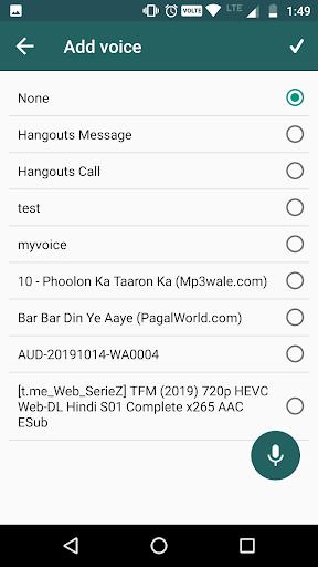 Call Assistant - Fake Call 4.8 screenshots 7