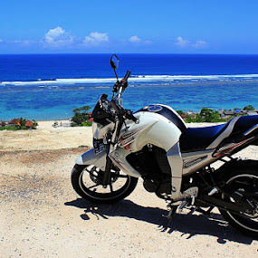 Ride with me by Jeffri Yonardi - Transportation Motorcycles