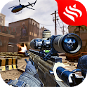 Modern Air Strike - FPS Sniper Gun Shooting Games icon