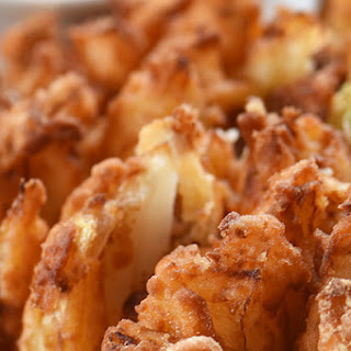1. Deep-Fried Blooming Onion