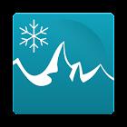 Schneehoehen Ski App icon