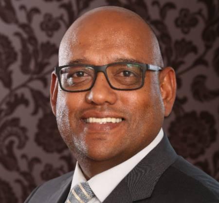 Riad Gydien, Senior Vice President: EMEA at SAS.