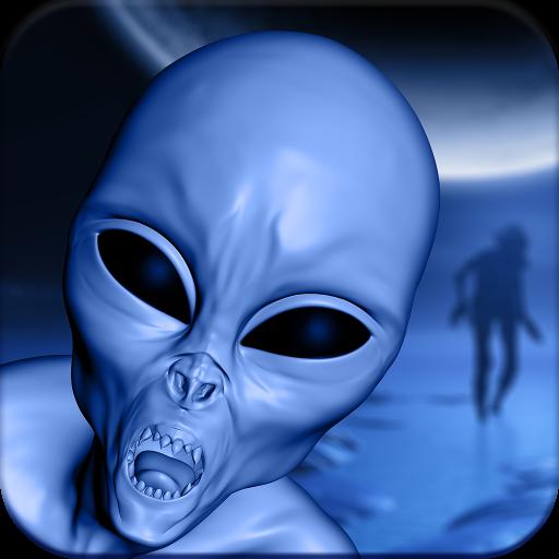 Alien UFO Photo Editor Icon