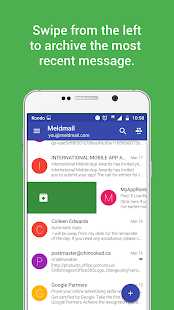 Meldmail Email Messenger- screenshot thumbnail