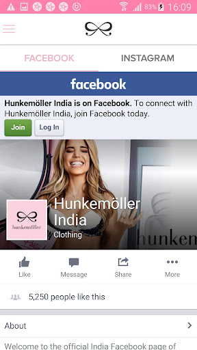 Hunkemöller India for PC