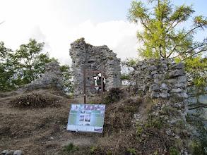 Photo: 23.Ruiny Zamku Zniev.
