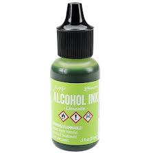 Tim Holtz Alcohol Ink 14ml - Limeade