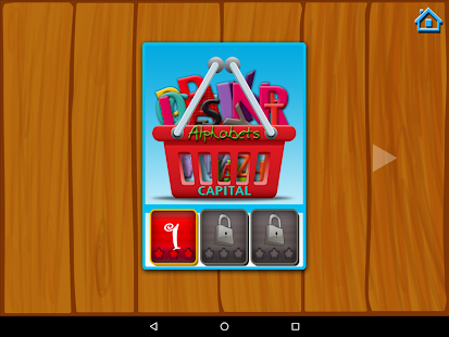 Hidden Alphabets- screenshot thumbnail