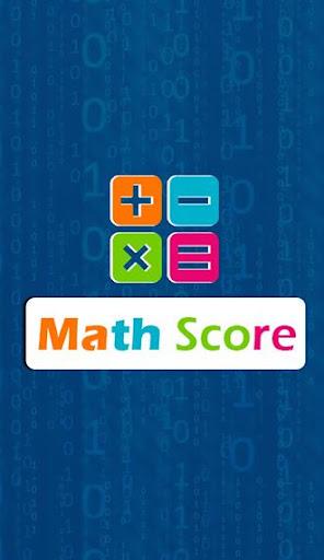 Math Score