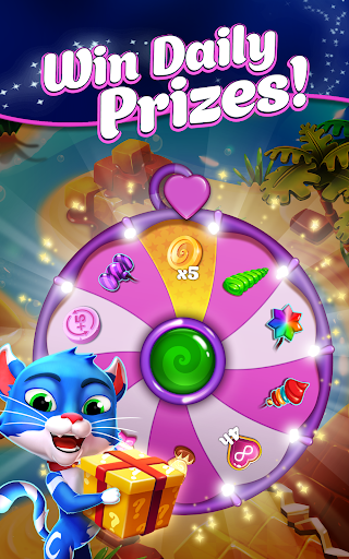 Crafty Candy u2013 Match 3 Adventure apkpoly screenshots 9