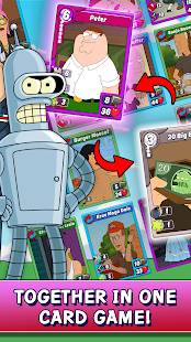 Animation Throwdown: Your Favorite Card Game Screenshot