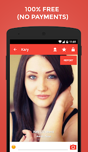 Cerca chat dating & friends- screenshot thumbnail