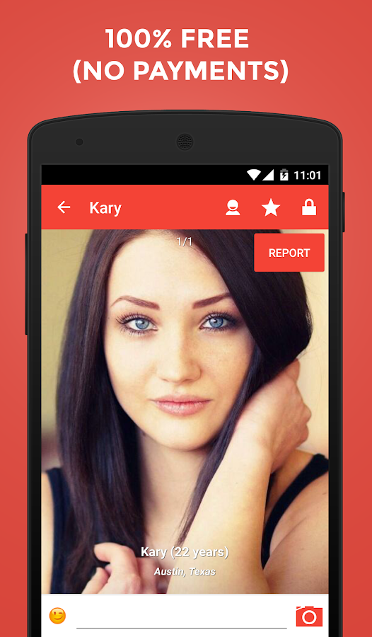 Cerca chat dating & friends- screenshot
